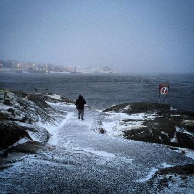 Am Saltstraumen pfeift der Polarwind