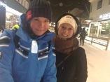 Winter-Tourguide-Spaß in Svolvær