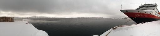 Polarnacht in Finnsnes