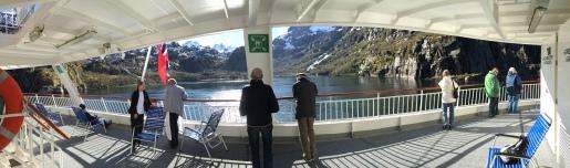 Im Trollfjord mit der MS Finnmarken