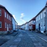 Trondheim, Bakklandet, Copyright: Insidenorway