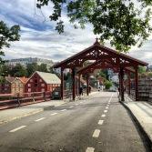 Trondheim, Alte Stadtbrücke, Copyright: insidenorway