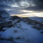 Polarnacht über Hammerfest, Copyright: insidenorway