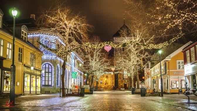 Trondheim, Copyright: raafoto/Foap/Visitnorway.com