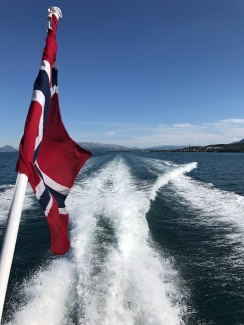 Hinter Sandnessjøen, Copyright: insidenorway