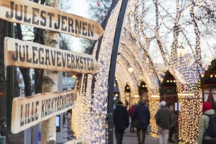 Weihnachtsmarkt Oslo, Copyright: VISITOSLO/Didrick Stenersen http://www.visitnorway.com